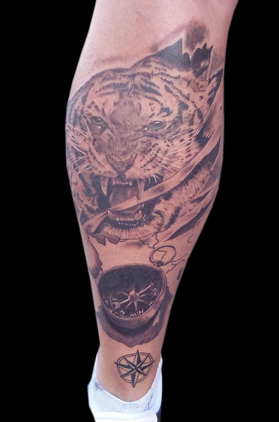 Foto 1 de Tatuajes en Logroño | Estudio de Chus Tattoo