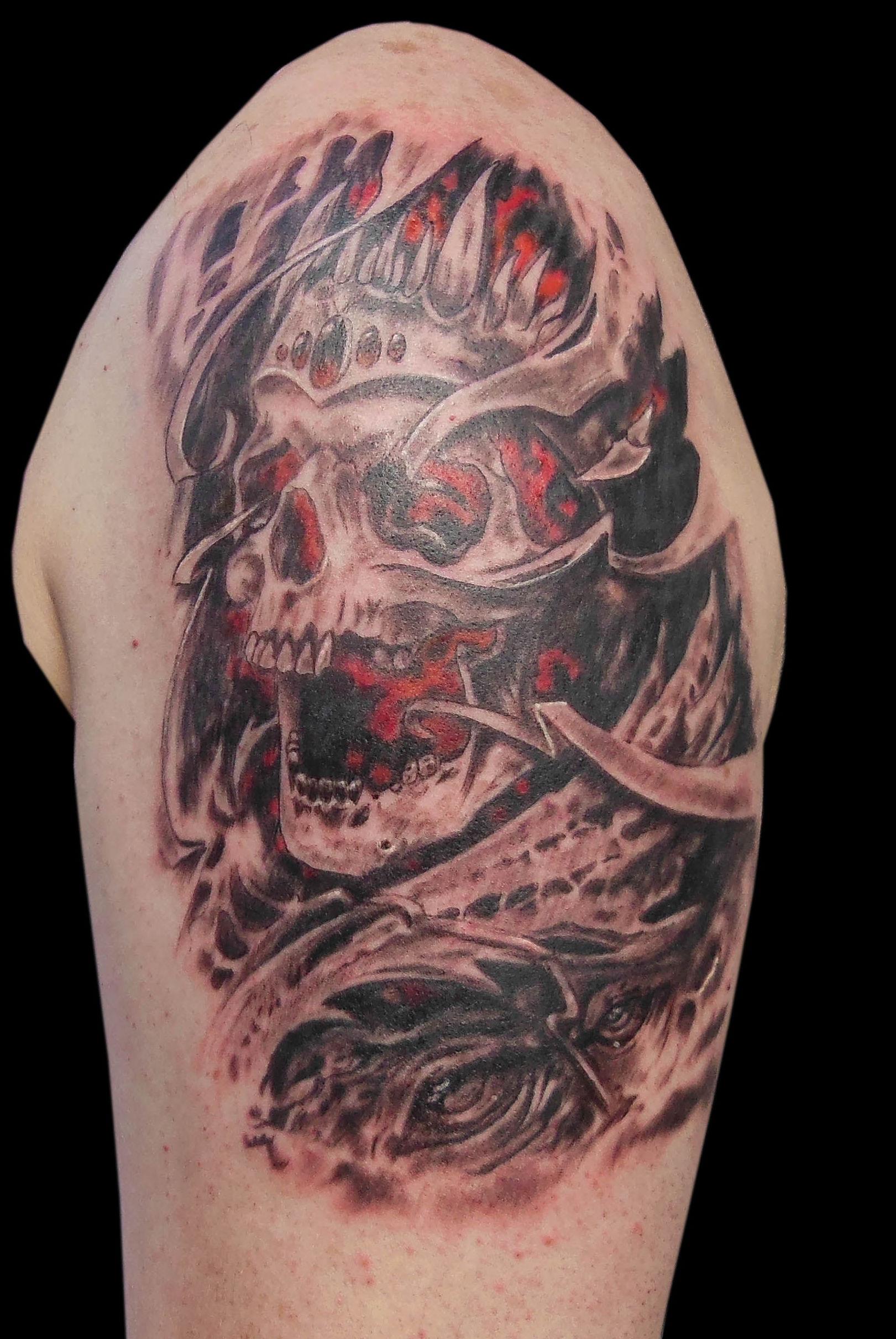 Foto 3 de Tatuajes en Logroño | Estudio de Chus Tattoo