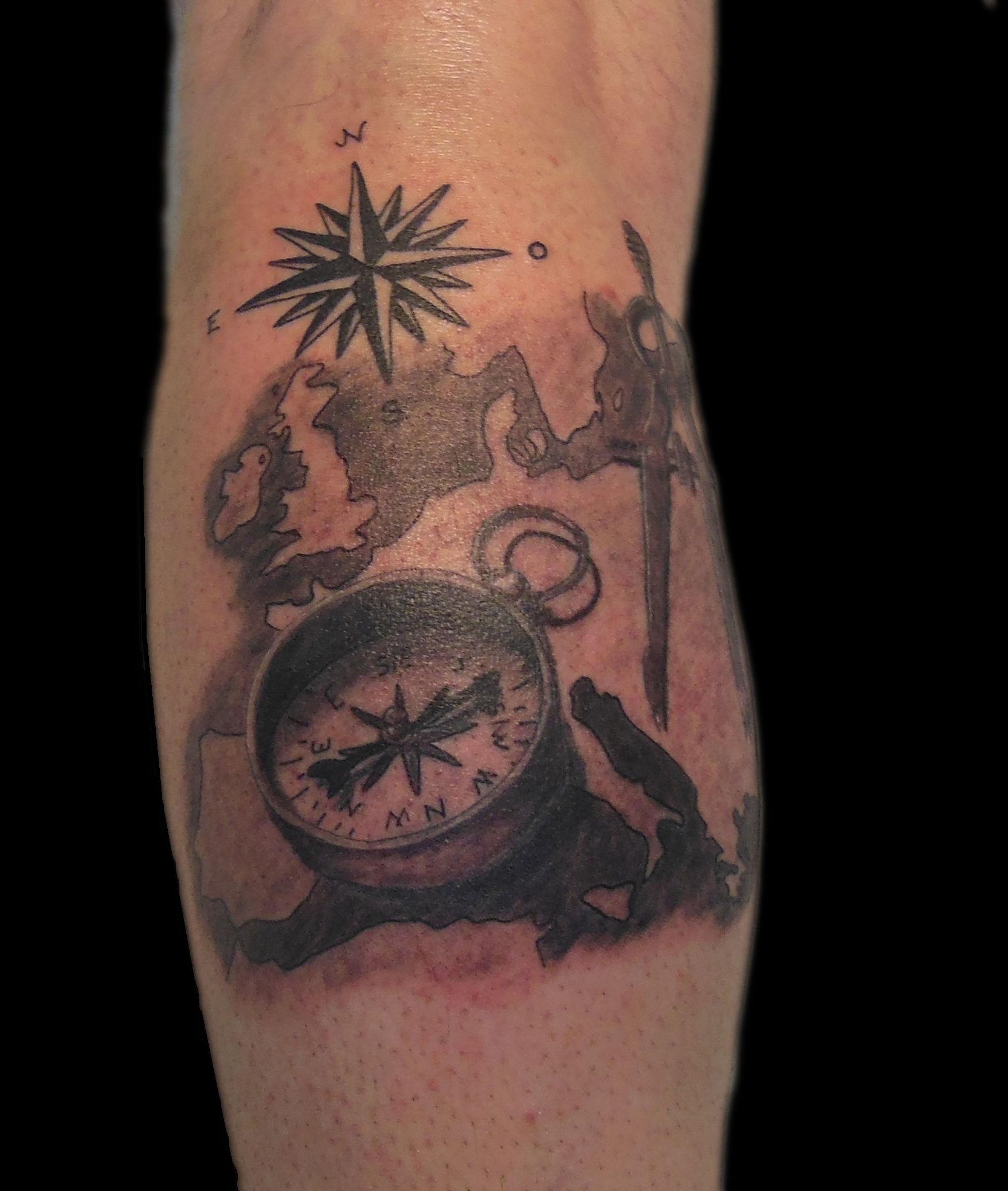 Foto 12 de Tatuajes en Logroño | Estudio de Chus Tattoo