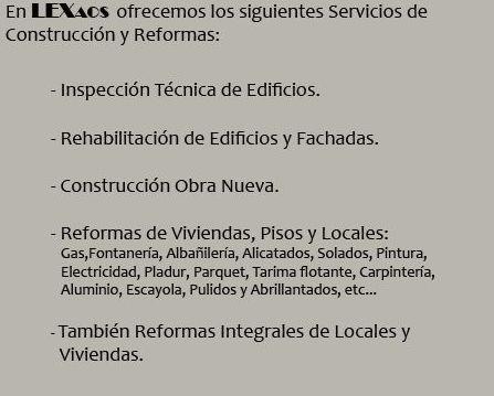 Servicios de Construcción y Reformas