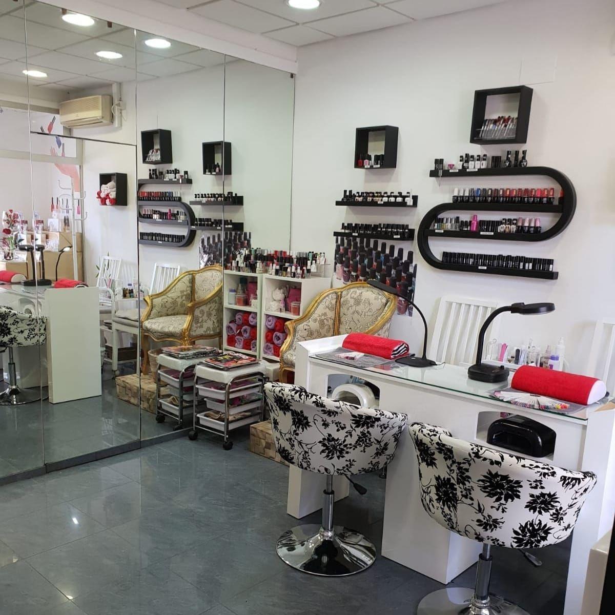 Salón de belleza en Barcelona