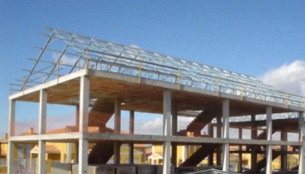 Perfiles galvanizados y laminados en frío para la construcción