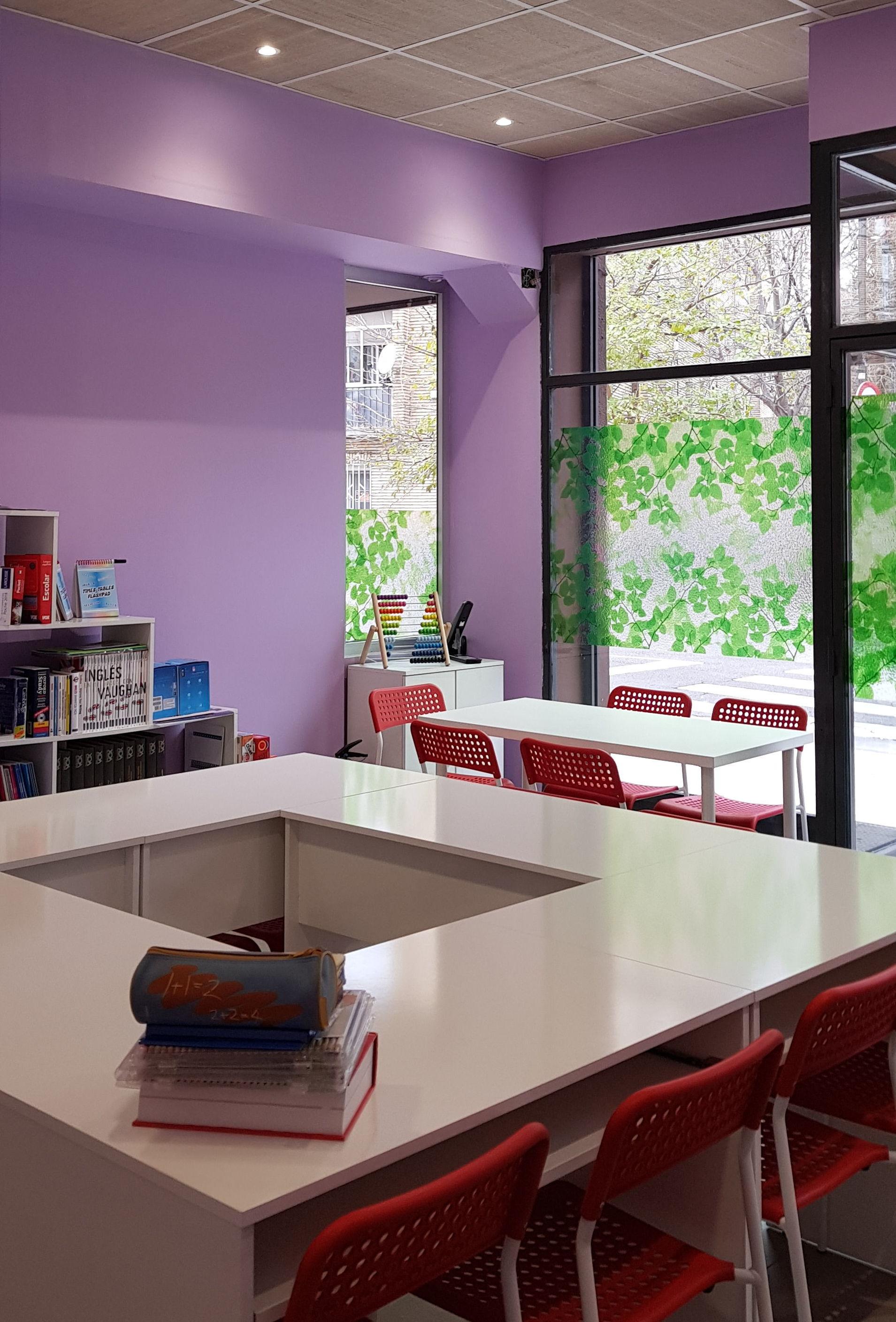 Centro de estudios en Zaragoza