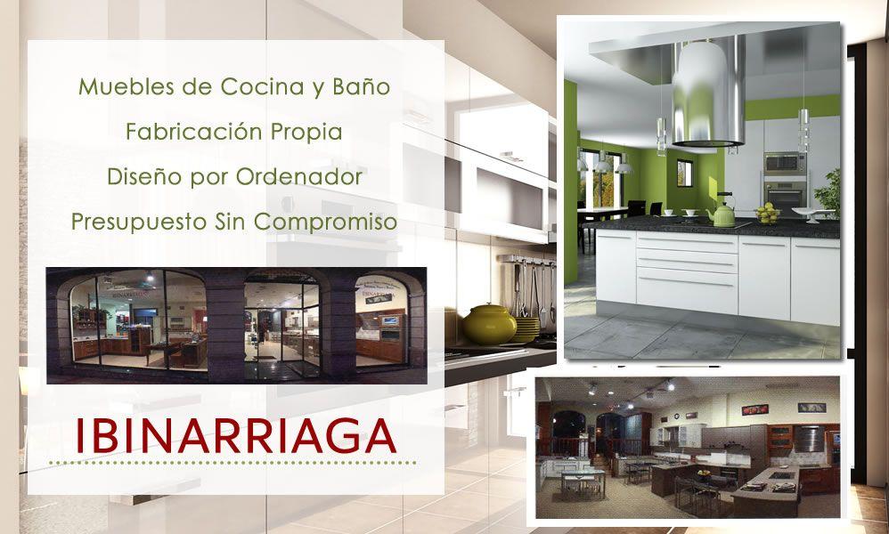Foto 8 de Muebles de baño y cocina en Mungia | Cocinas ibinarriaga
