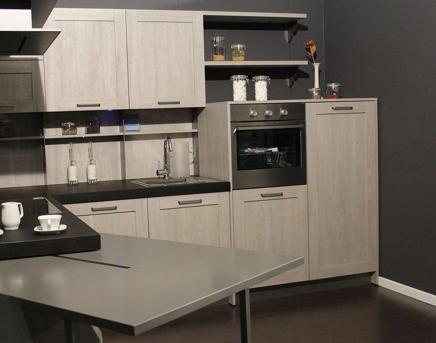 Mesas integradas: Productos de Cocinas ibinarriaga