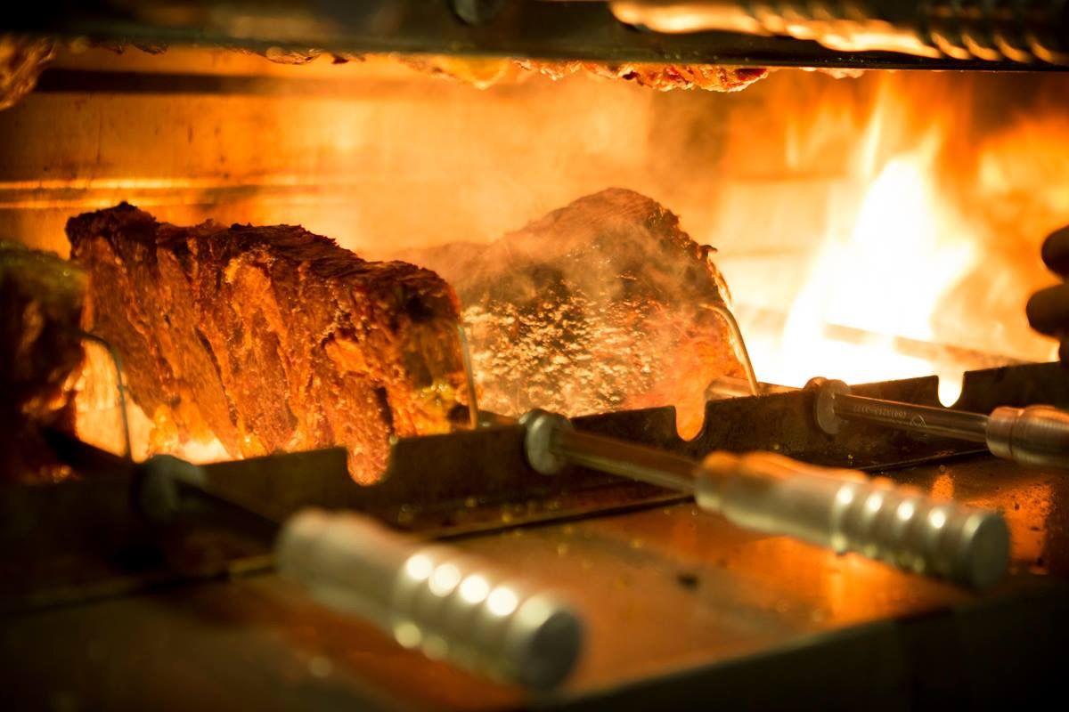 Única churrascaría en Ibiza