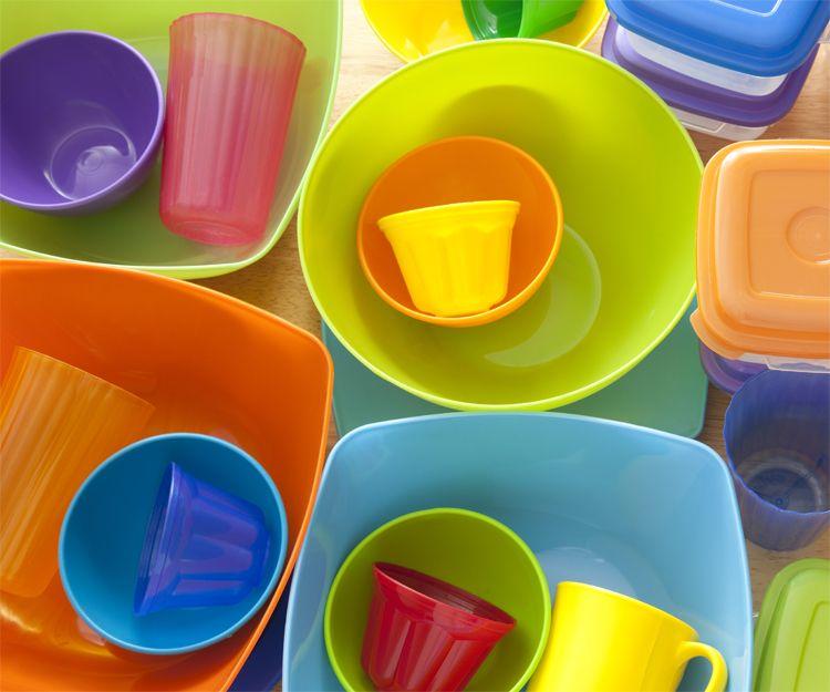 Venta de envases de plástico para la alimentación