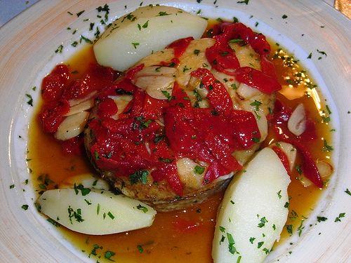 Menú de día: Especialidades  de Bar Restaurante Kulixka