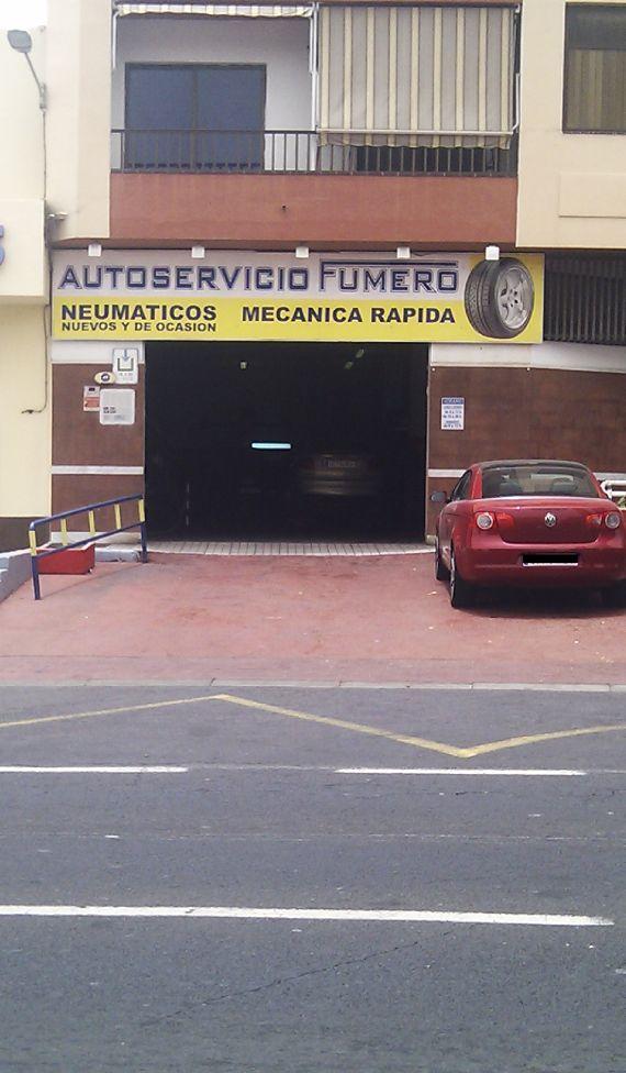 Talleres de automóviles en Arona