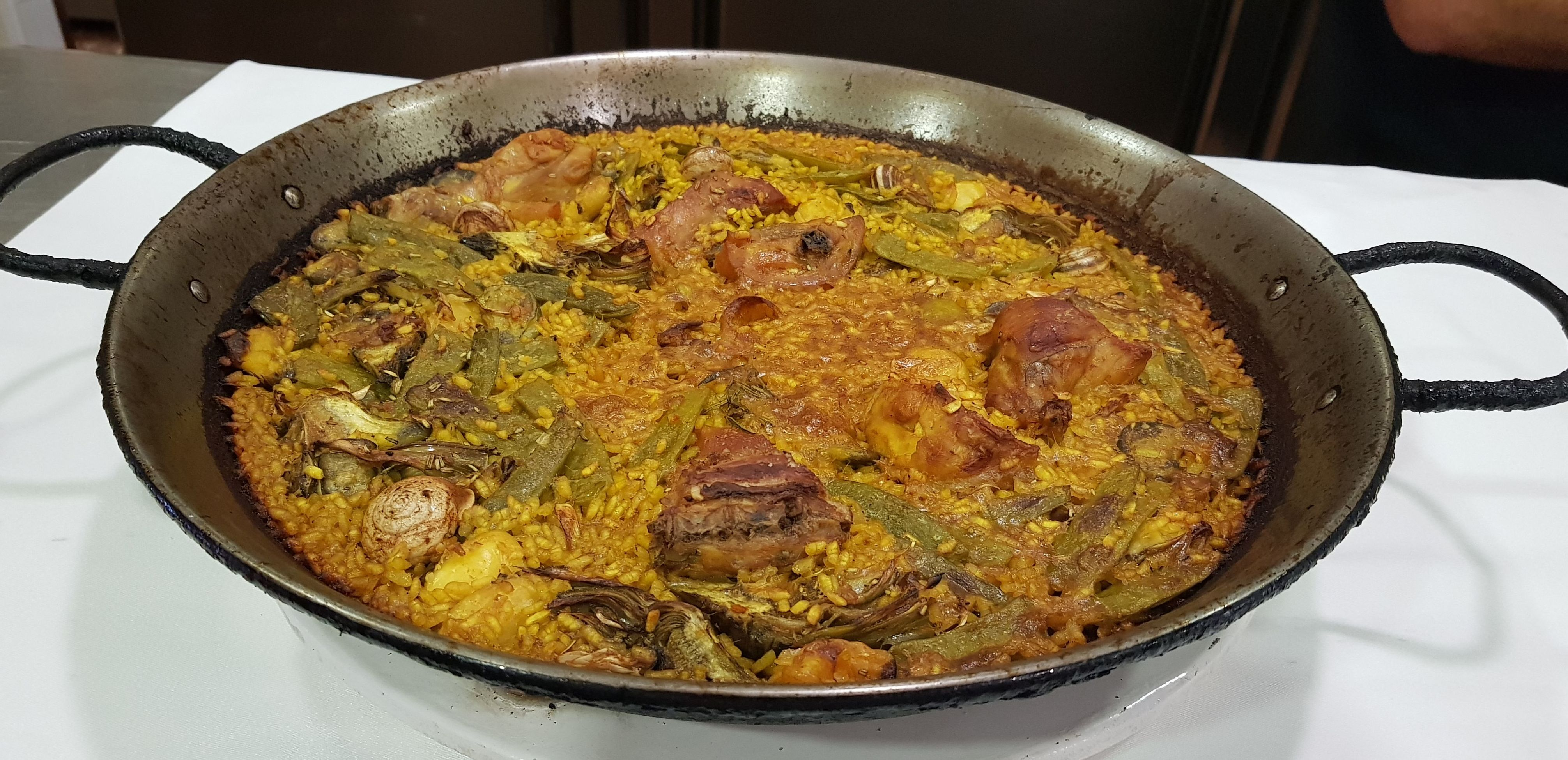 paellas playa valencia