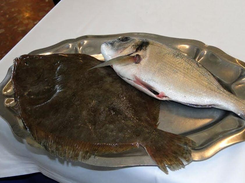 Pescado: Especialidades de Restaurante L'Estimat