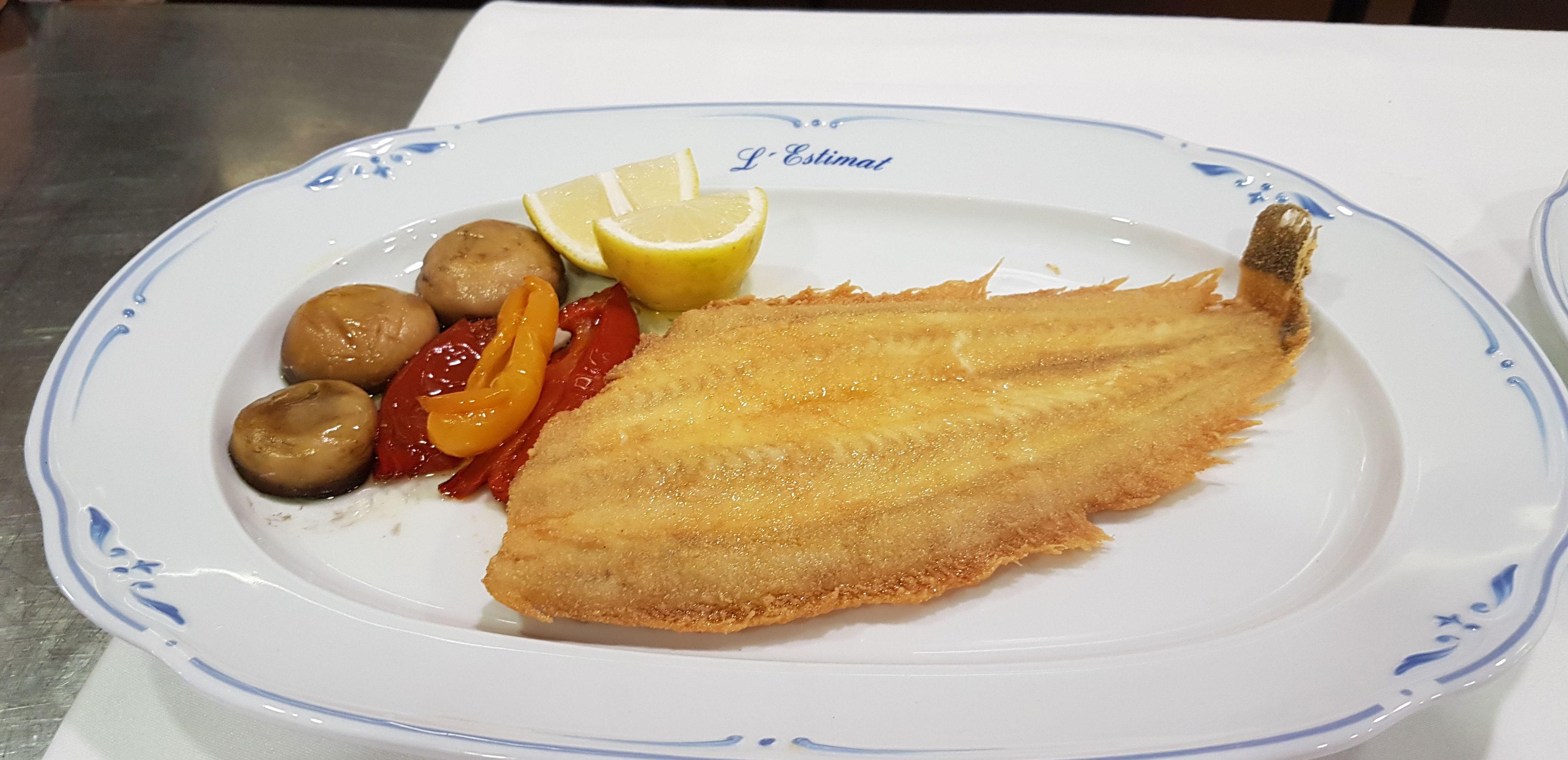 Foto 50 de Cocina mediterránea en  | Restaurante L'Estimat