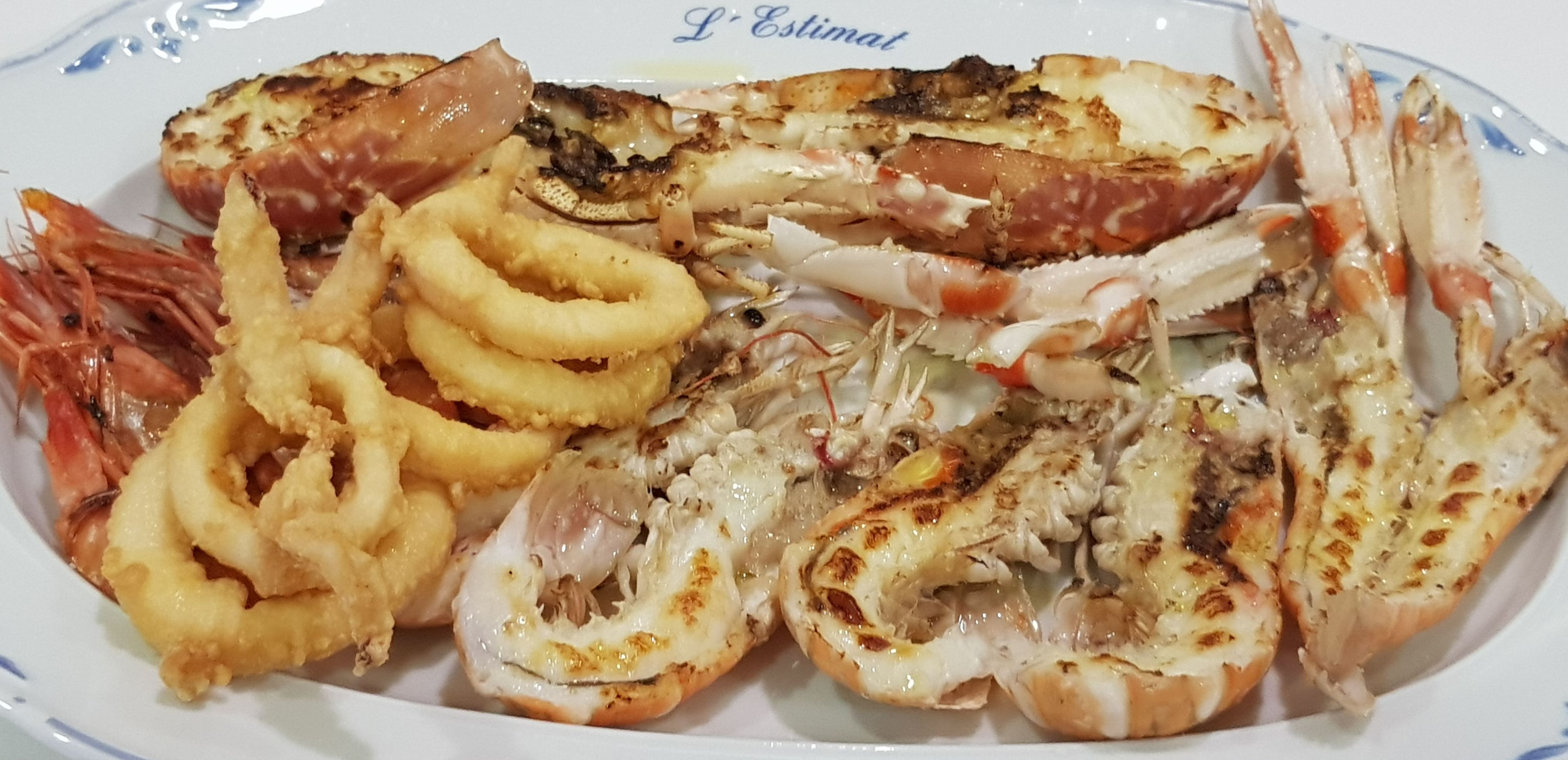 Foto 5 de Cocina mediterránea en    Restaurante L'Estimat