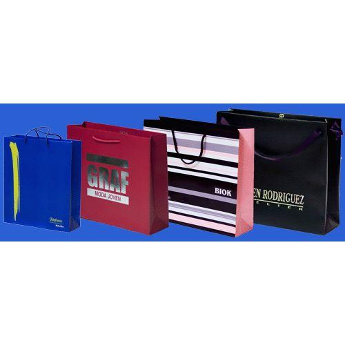 Bolsas manuales de alto standing: Catálogo de Embalaje Activo, S.L. ( EMAC )