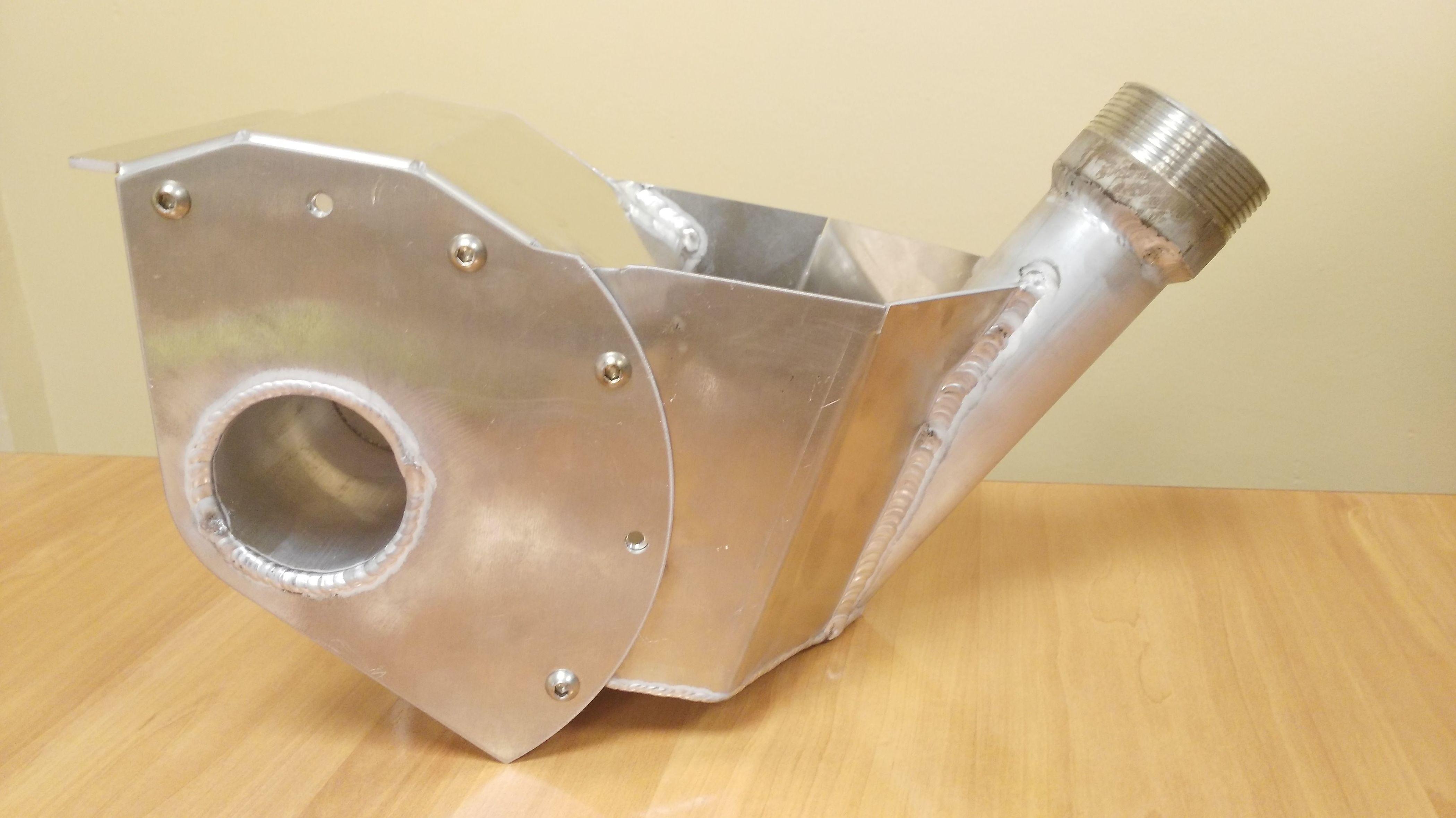 Fabricación de piezas de metal