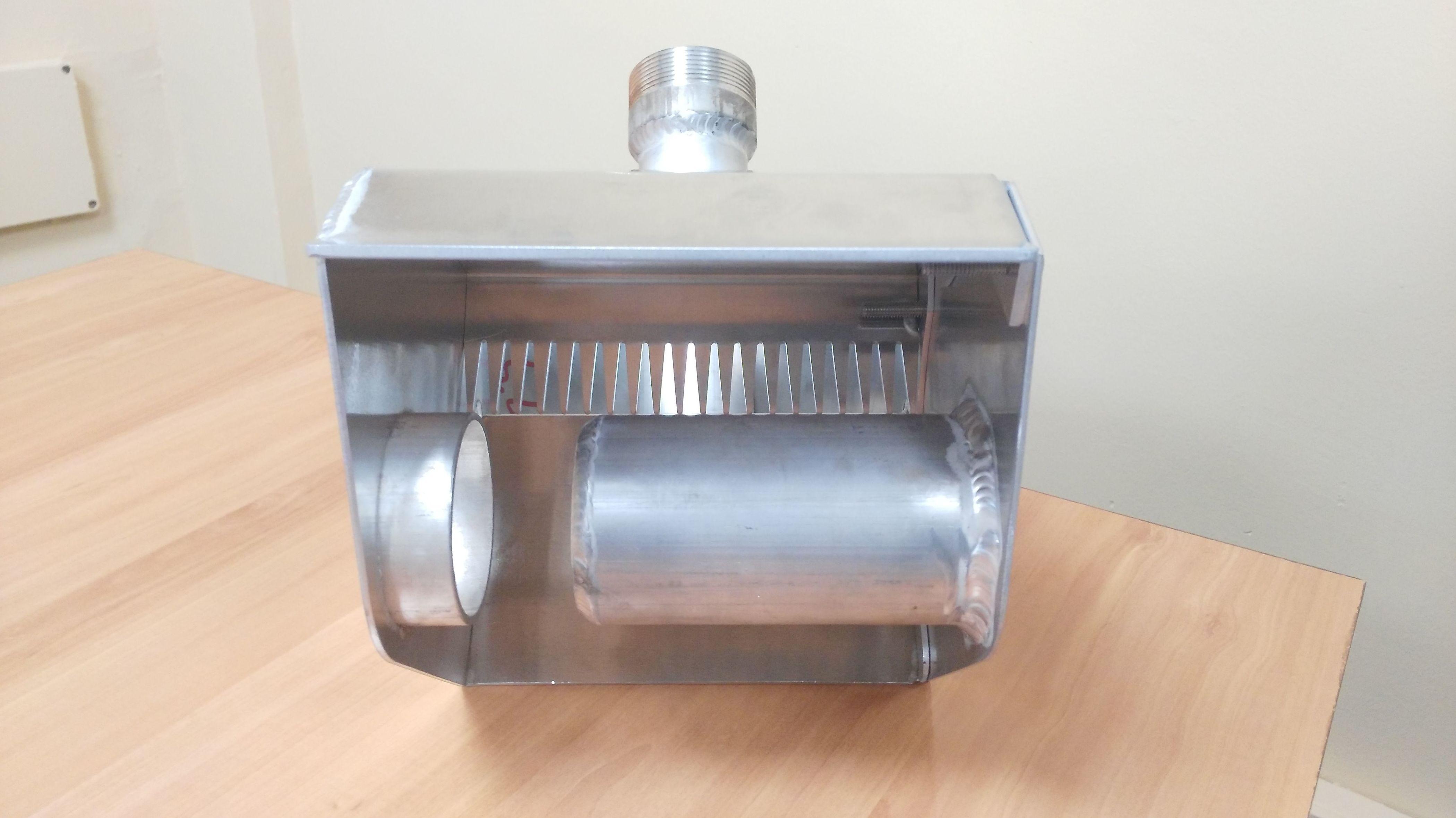 Fabricación de piezas metálicas