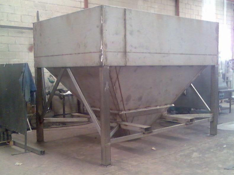 Empresa del sector del metal en Zaragoza