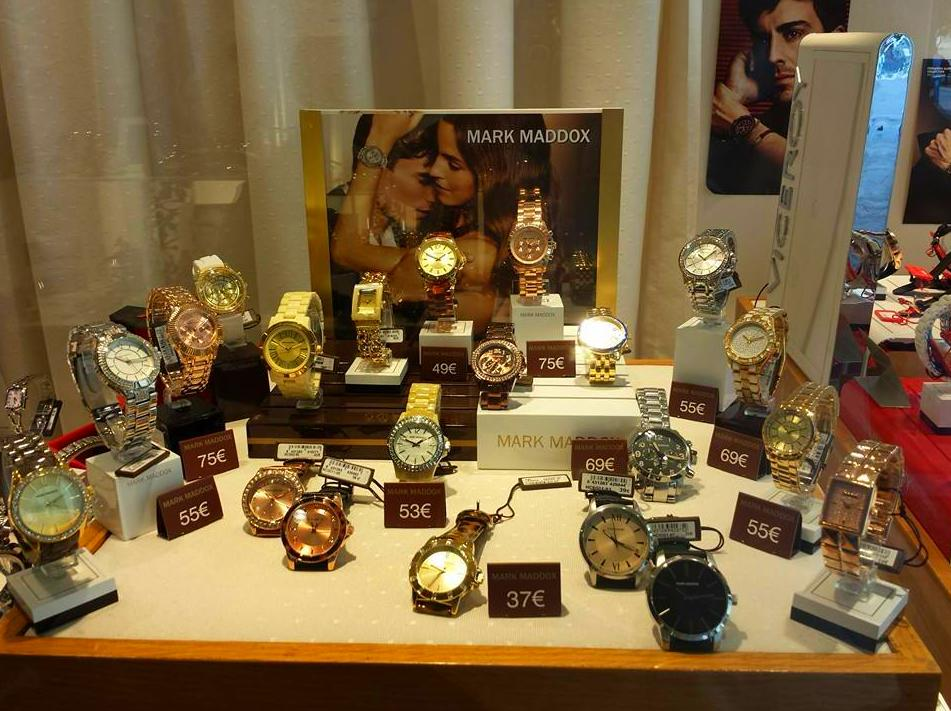 relojería en logroño