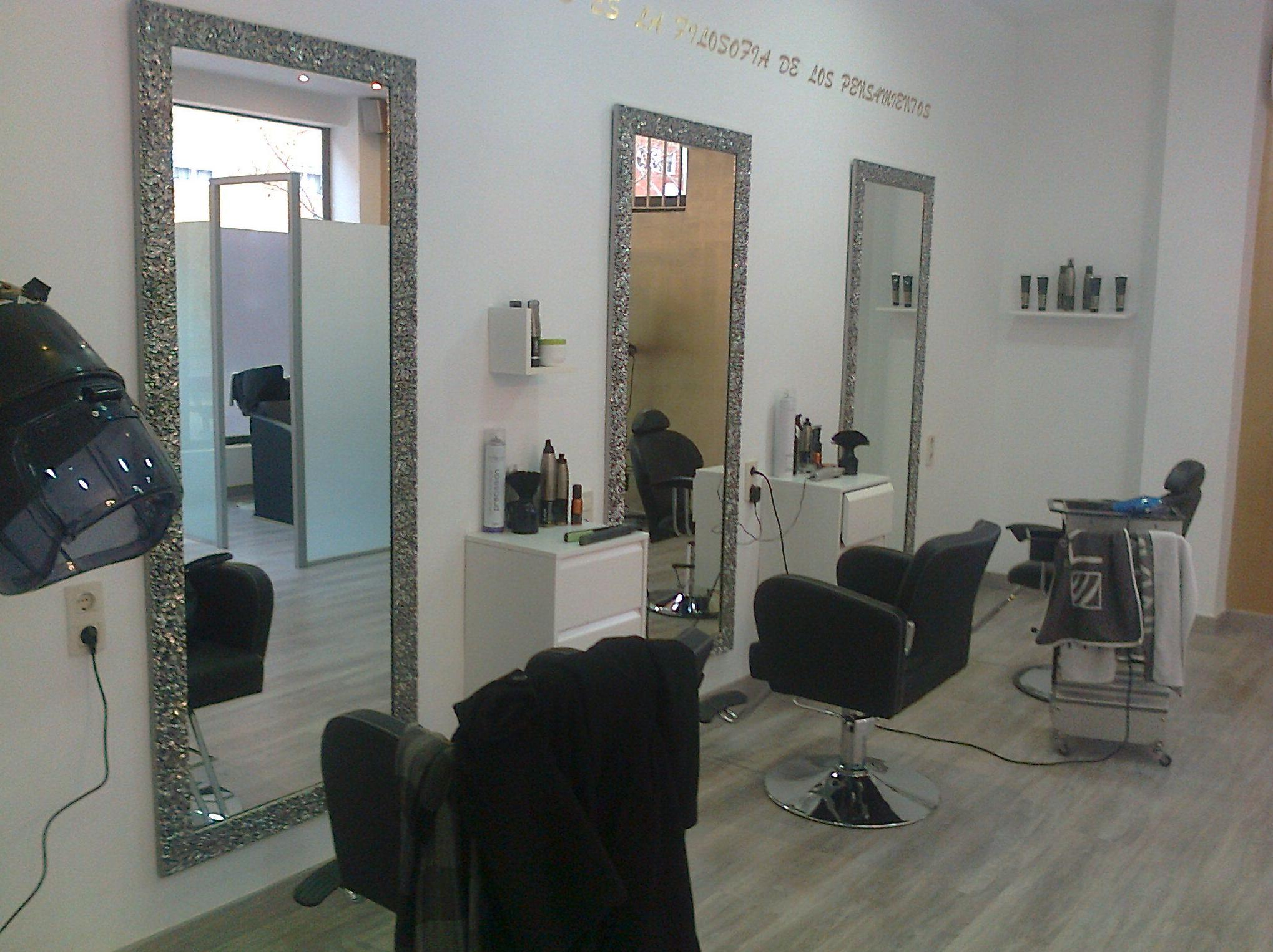 montajes de peluquerias