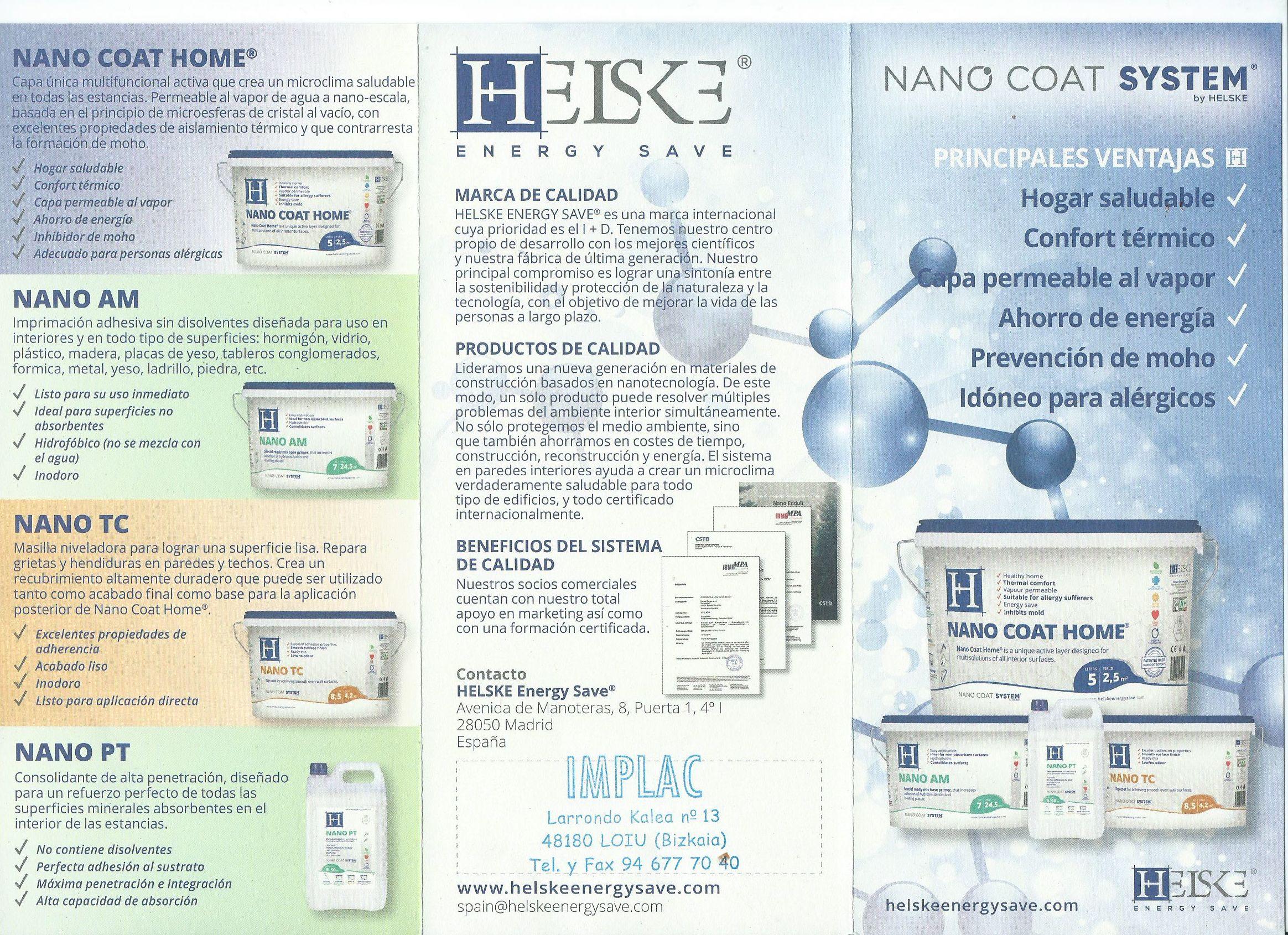 Nano Coat System