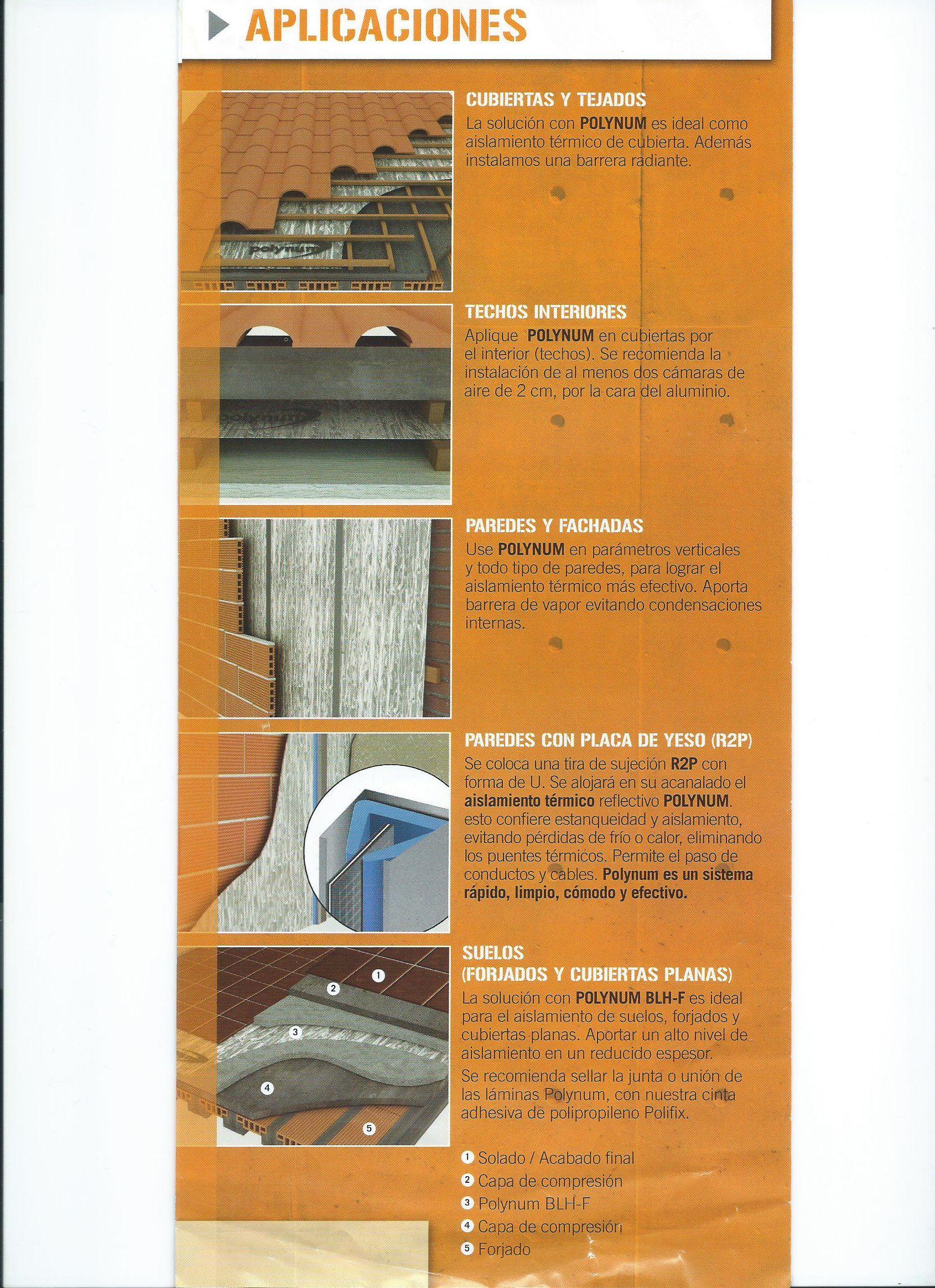 Foto 169 de Aislamientos acústicos y térmicos en    Implac