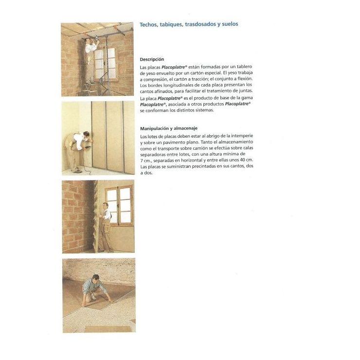Sistemas Placoplatre: Servicios de Implac