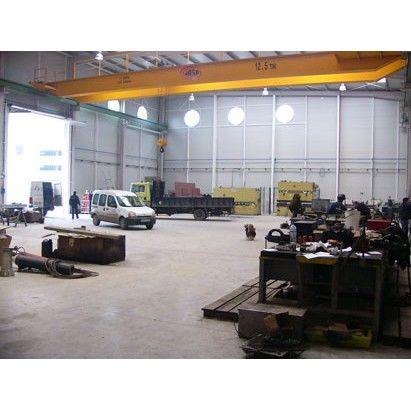 Equipamiento industrial: Servicios de Talleres Mecánicos Kai Alde, S.A.L.