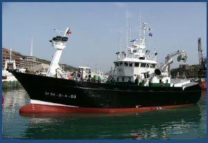 Buque pesquero Patxiku Berria