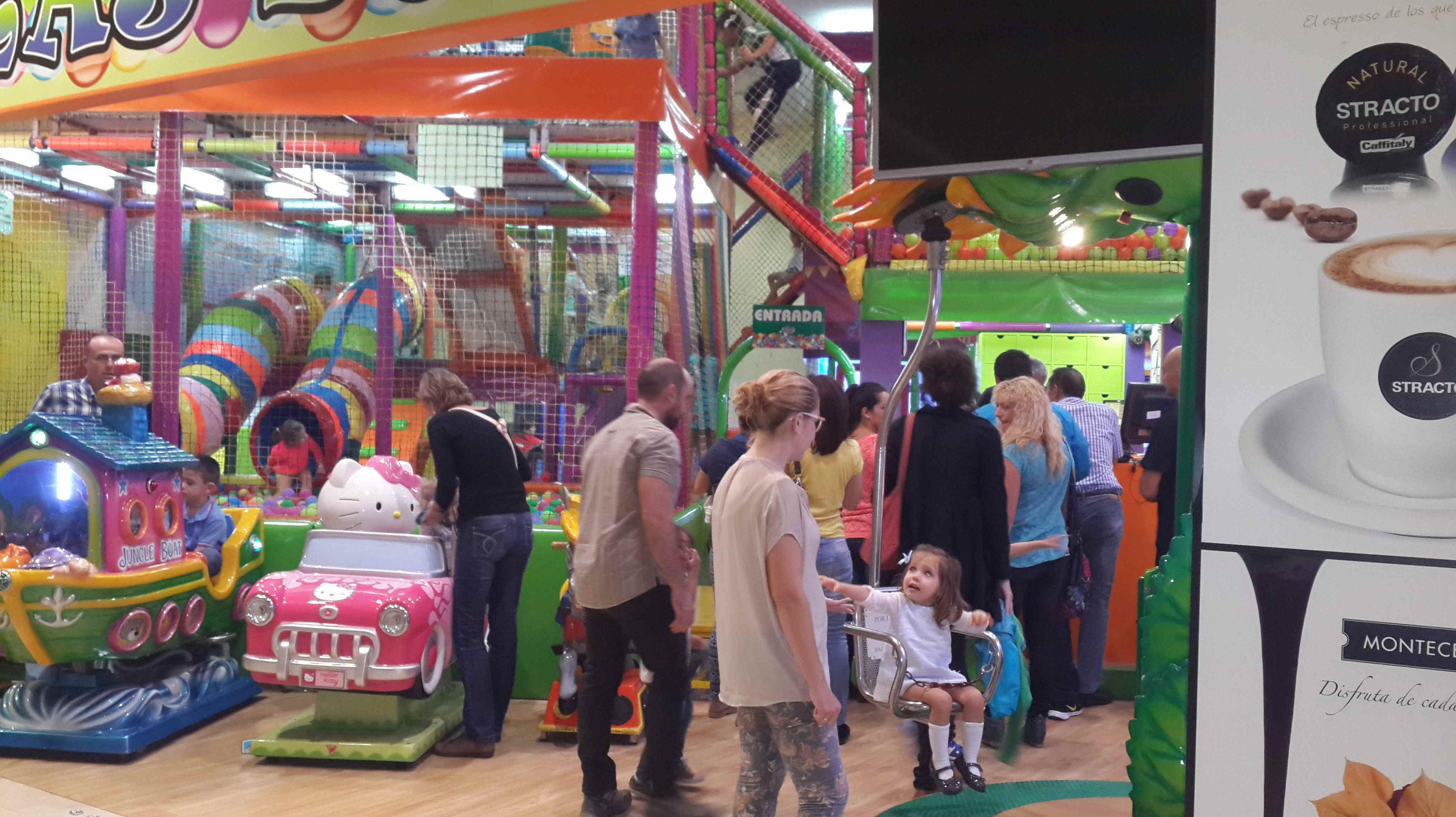Fiestas infantiles en Alcalá de Guadaira