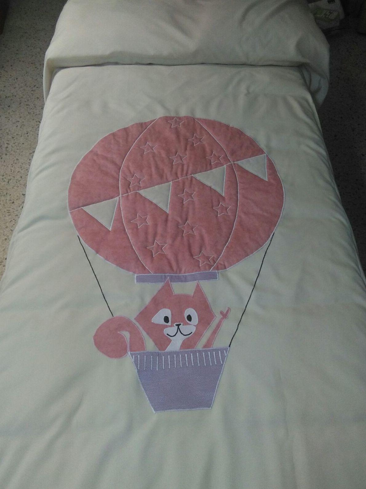 ropa de cama en   CASPE