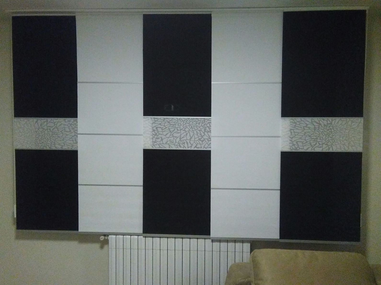 panel japones caspe
