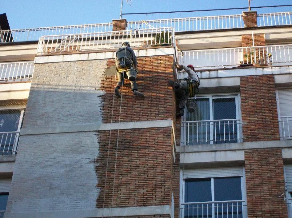 rehabilitación de edificios Barcelona