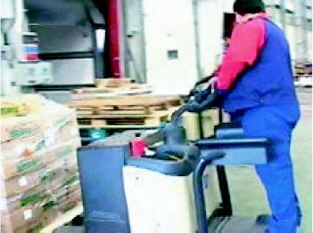Foto 3 de Transportes frigoríficos en La Puebla de Alfindén | Integra2