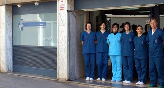 Equipo del Centre Veterinari Lacueva Rodrigo
