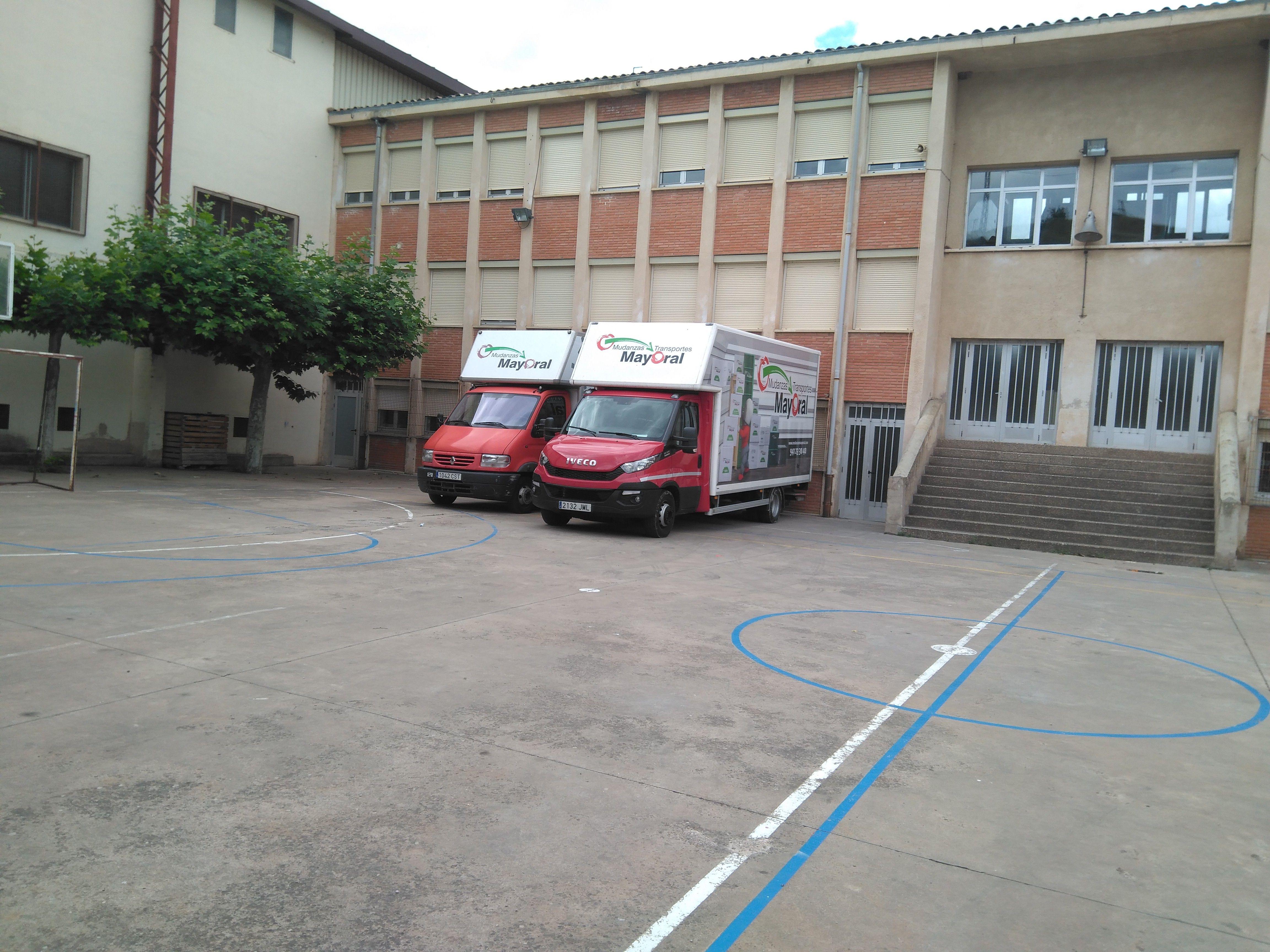 Empresa de mudanzas en Logroño
