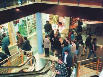 Foto 4 de Centros comerciales en Gijón | Centro Comercial San Agustín