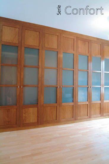 Muebles y armario totalmente a medida en Asturias
