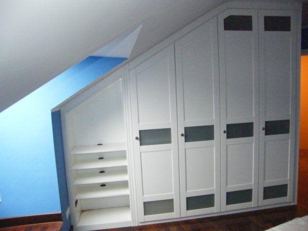 Empresa especializada en armarios y muebles a medida en Asturias
