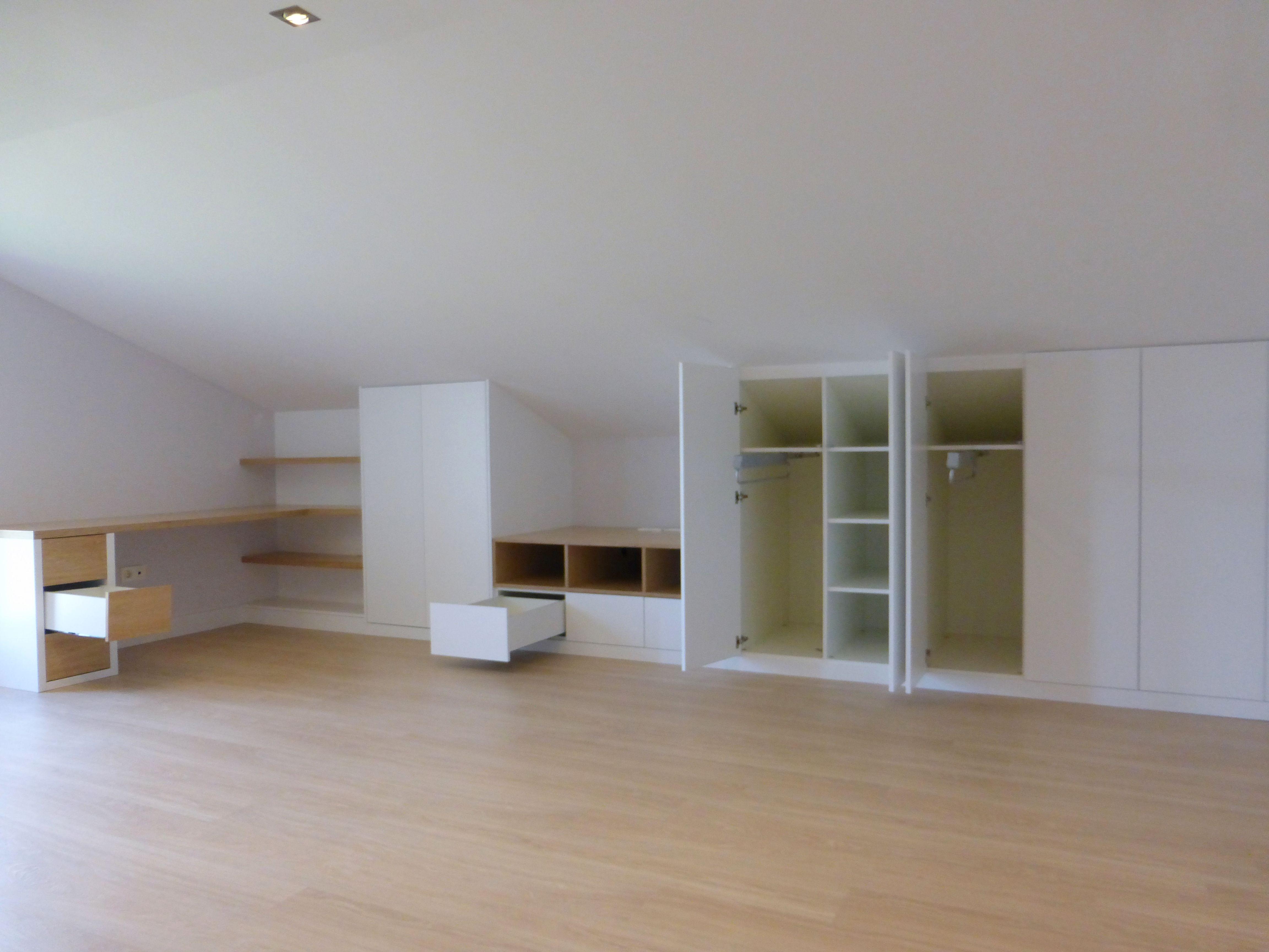 Empresa especializada en armarios a medida en Asturias
