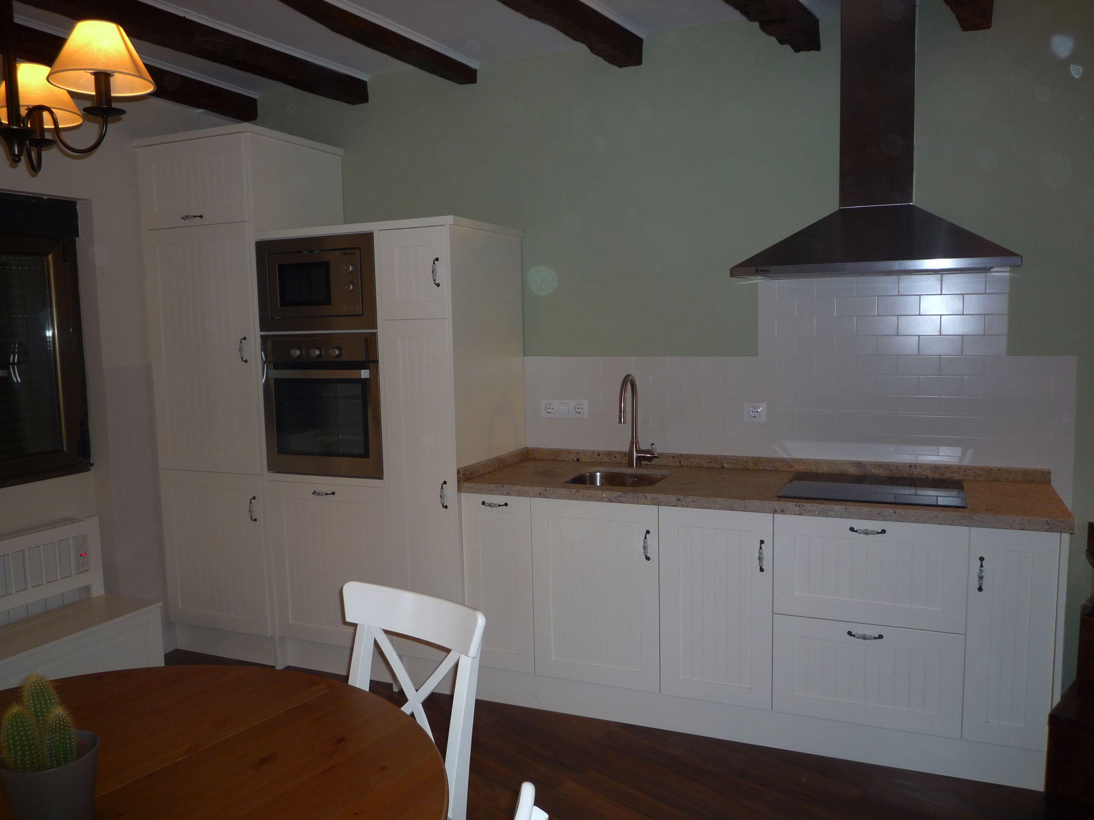 Fabricación de muebles de cocina a medida en Asturias