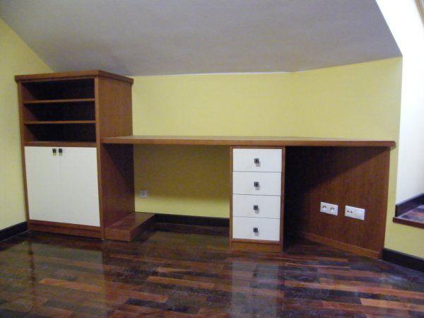 Todo tipo de muebles a medida en Asturias