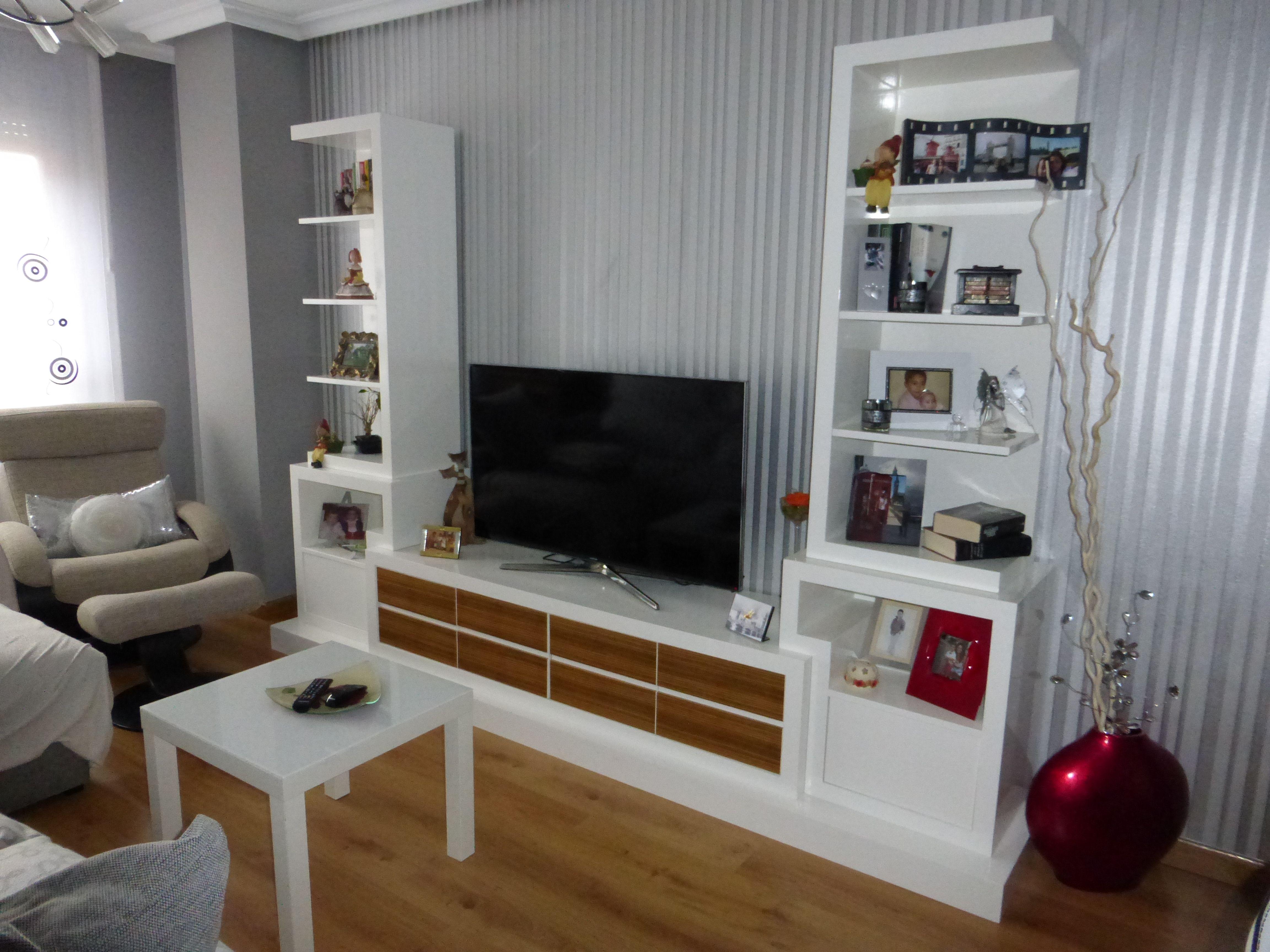 Fabricamos muebles de salón en Asturias