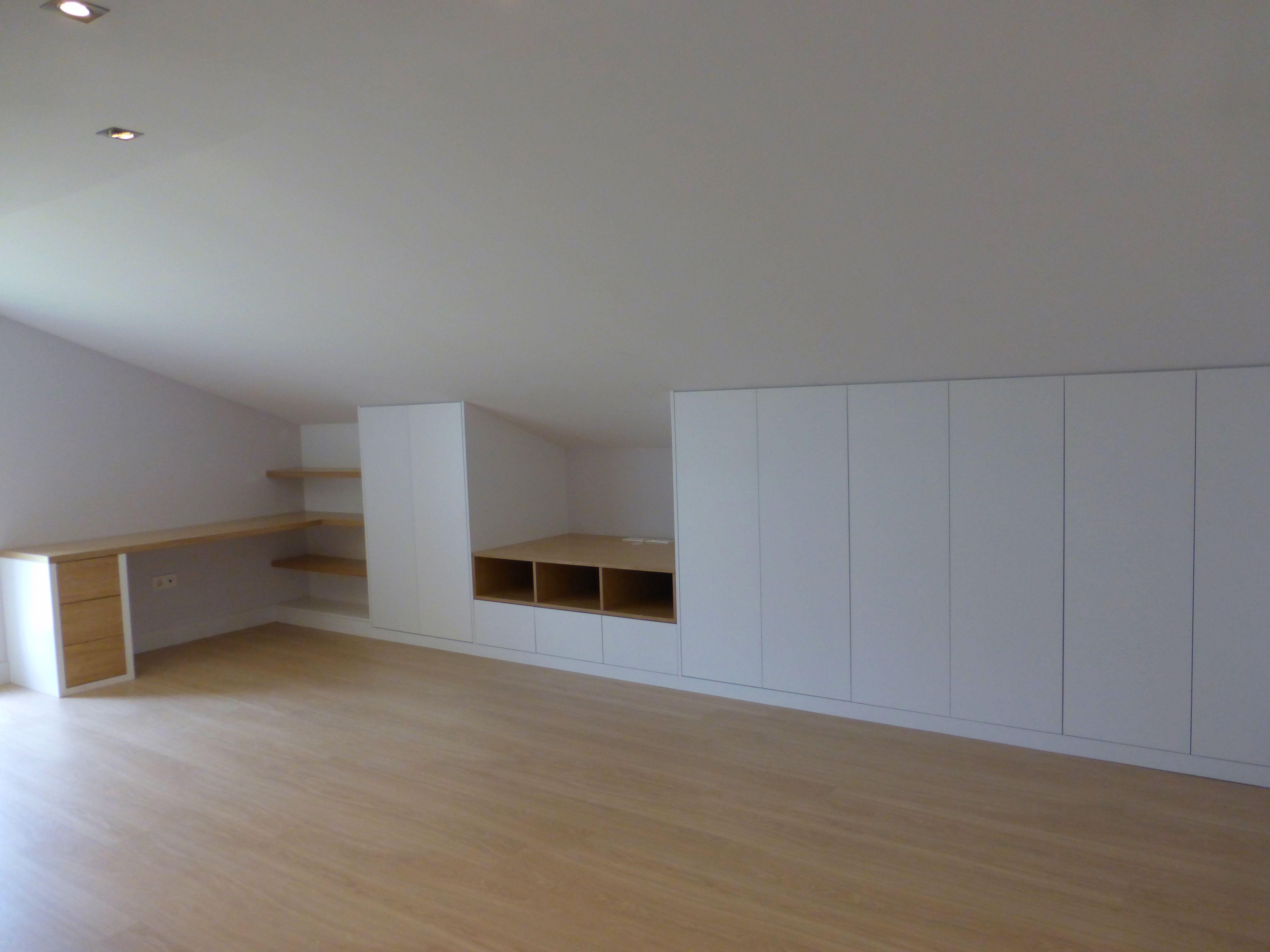 Fabricación e instalación de muebles a medida en Asturias