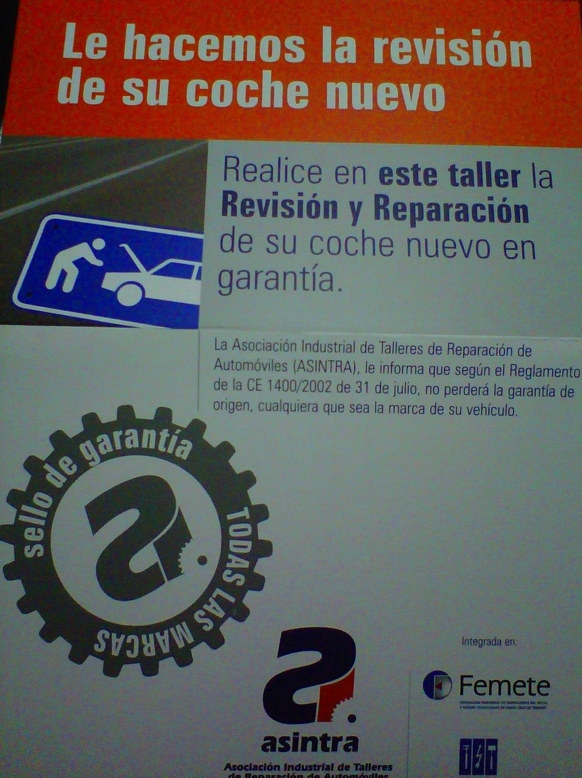 Foto 47 de Talleres de automóviles en Los Campitos | Talleres Speed