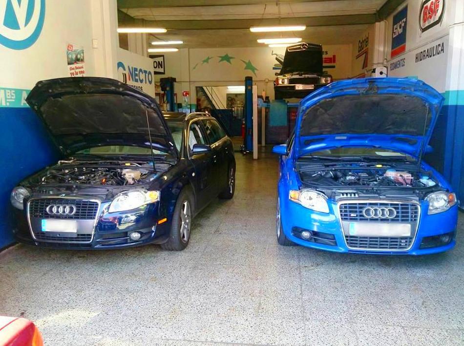 Foto 11 de Talleres de automóviles en Los Campitos | Talleres Speed