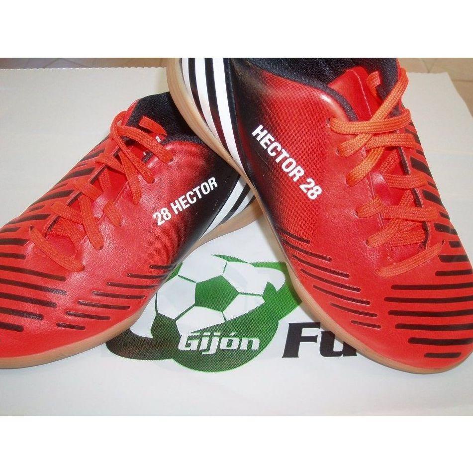 Personalización de calzado deportivo: TIENDA de Planet Fútbol Gijón