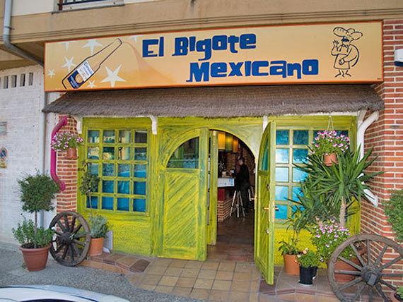 Foto 1 de Cocina mexicana en Liérganes   El Bigote Mexicano