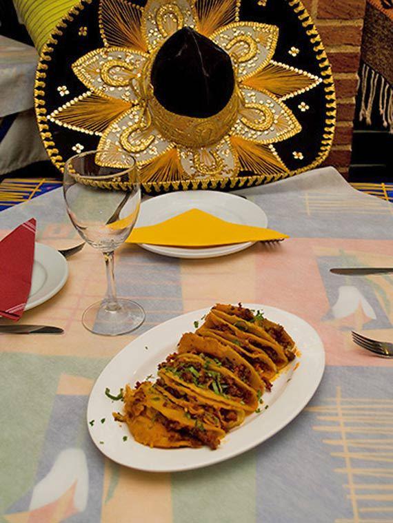Foto 6 de Cocina mexicana en Liérganes | El Bigote Mexicano