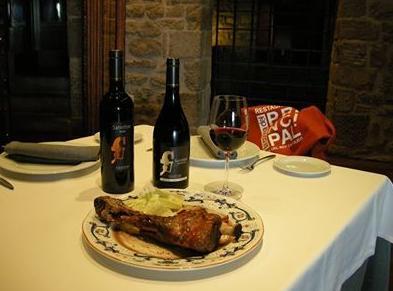 Foto 17 de Cocina aragonesa en Sos del Rey Católico | La Cocina del Principal