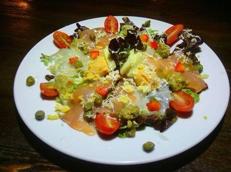 Ensaladas: Nuestros platos de La Cocina del Principal